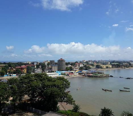 Présentation de Conakry