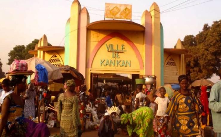 Présentation de Kankan