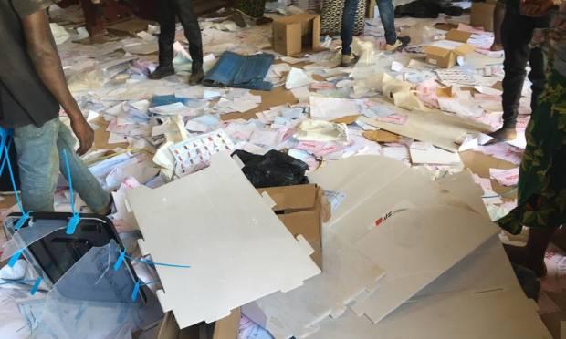 Le double scrutin controversé et périlleux du 22 mars 2020 en Guinée