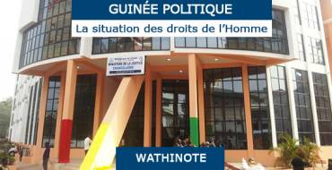 Guinée Événements de 2018,Human Rights Watch