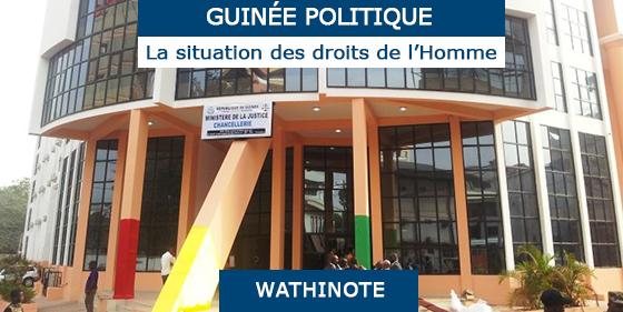 Rapport de mission en Guinée, OFPRA