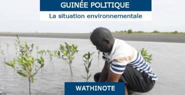 Programme Régional Pêches pour l'Afrique de l'Ouest (PRAO Guinée), Cadre de gestion environnementale et sociale (CGES)