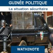 Arms Monitoring in Guinea. A Survey of National Forensic Services,Small Arms Survey and Security Assessment in North Africa project