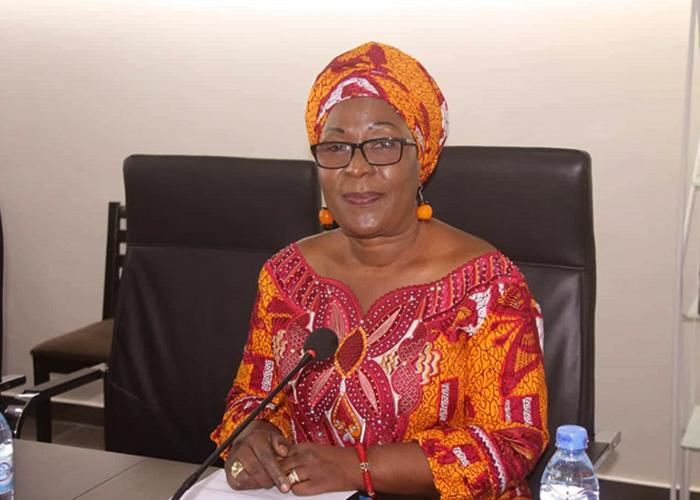 Les engagementsde Makalé Traoré pour l'inclusion sociale, économique et financière