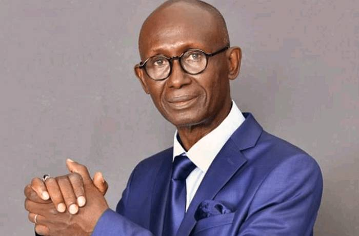 Élection présidentielle en Guinée : entretien avec Mamoudou Cifo Ke Touré, le directeur de campagne du candidat Mandiouf Sidibé