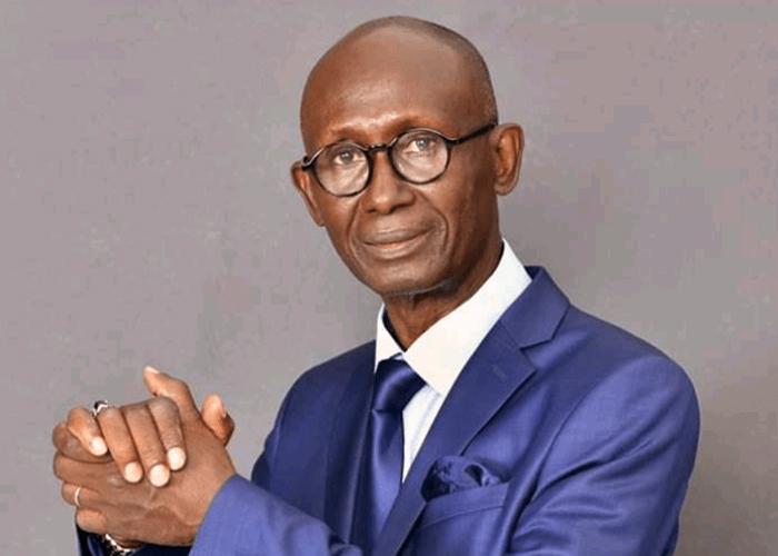 L'Administration générale, programme de Moro Mandiouf Sidibé