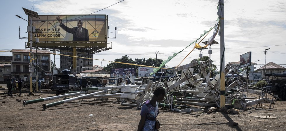 Scrutin présidentiel du 18 octobre 2020 en Guinée: l'alternance manquée!
