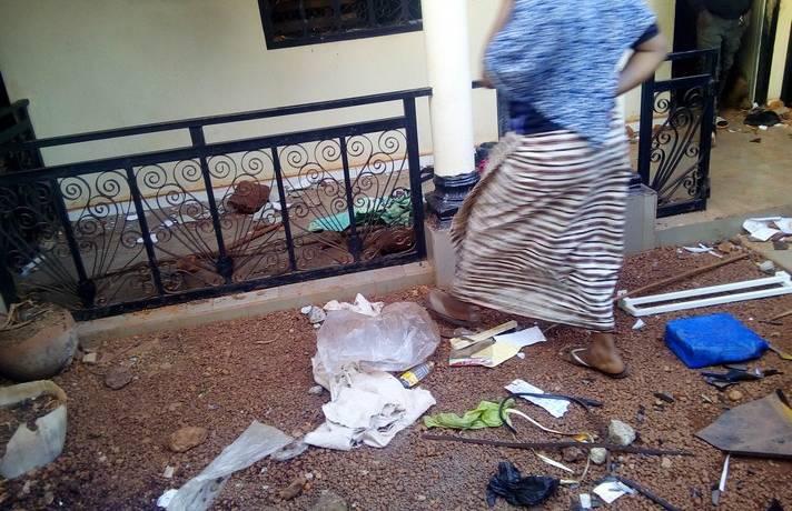Dans la région de Labé, la violence a pris des proportions graves