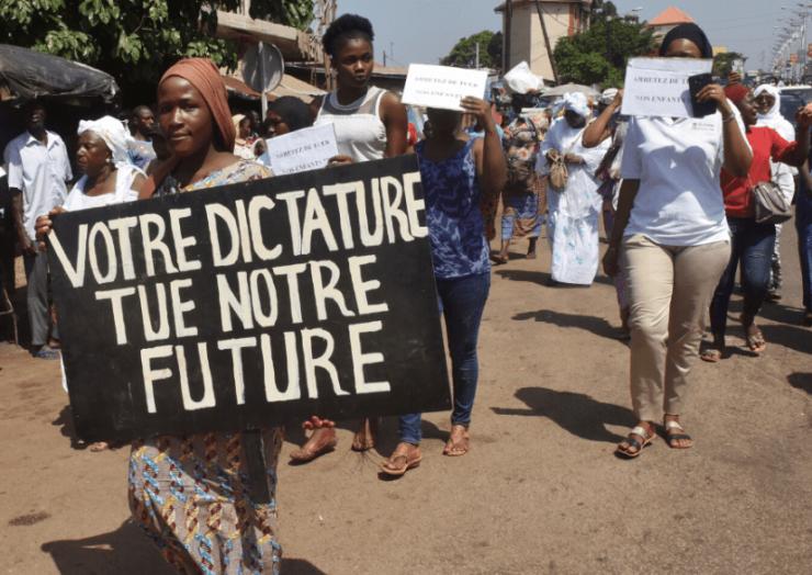 Manifeste de la jeunesse pour une société guinéenne démocratique